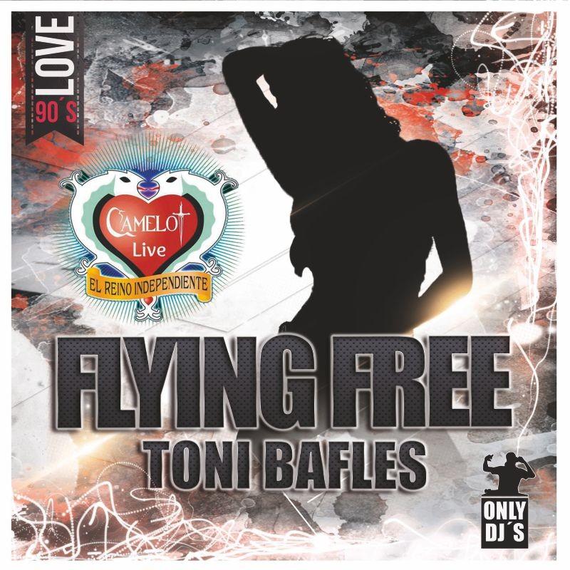 Toni Bafles - Flying Free (Remix Version) - Italo Dance Tipp!