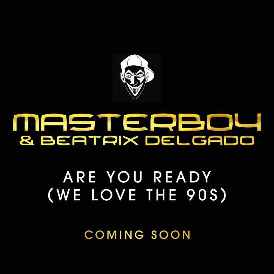 Masterboy - Are You Ready