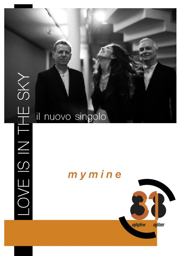 My Mine - Love Is In The Sky