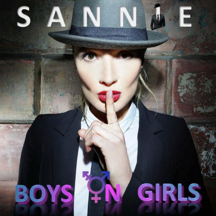 Sannie (Whigfield) - Boys On Girls