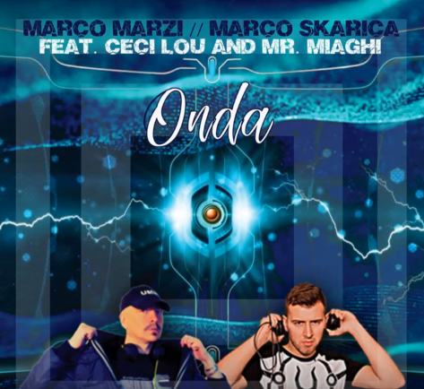Marco Marzi & Marco Skarcia - Onda