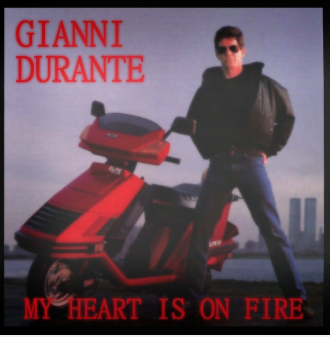 Gianni Durante - My Heart Is On Fire (Italo-Disco Tipp)