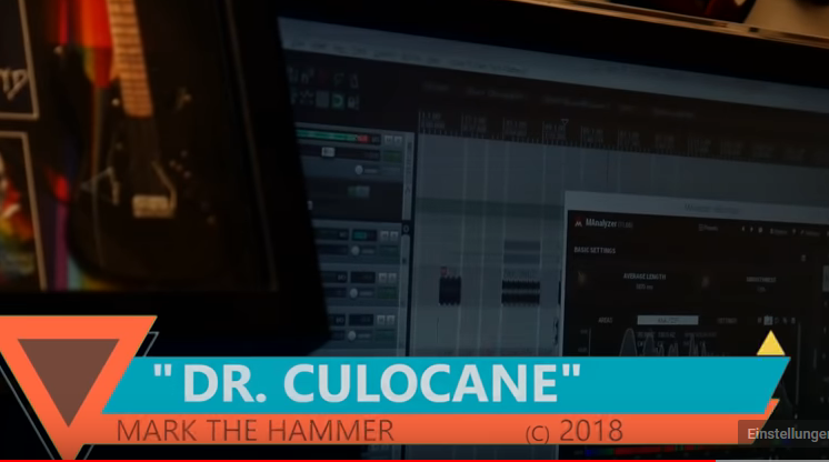 Mark The Hammer - Dr. Culocane