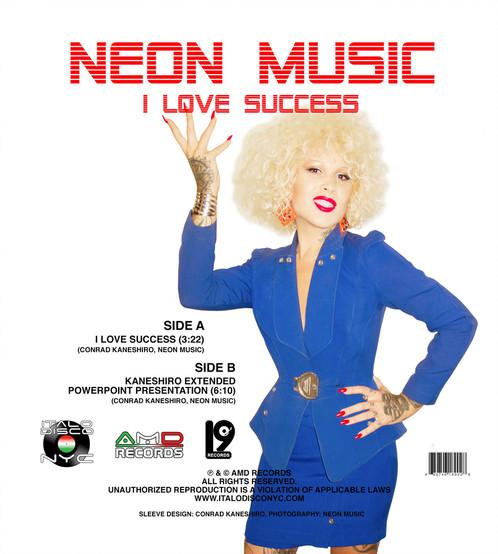 Neon Music - I Love Success