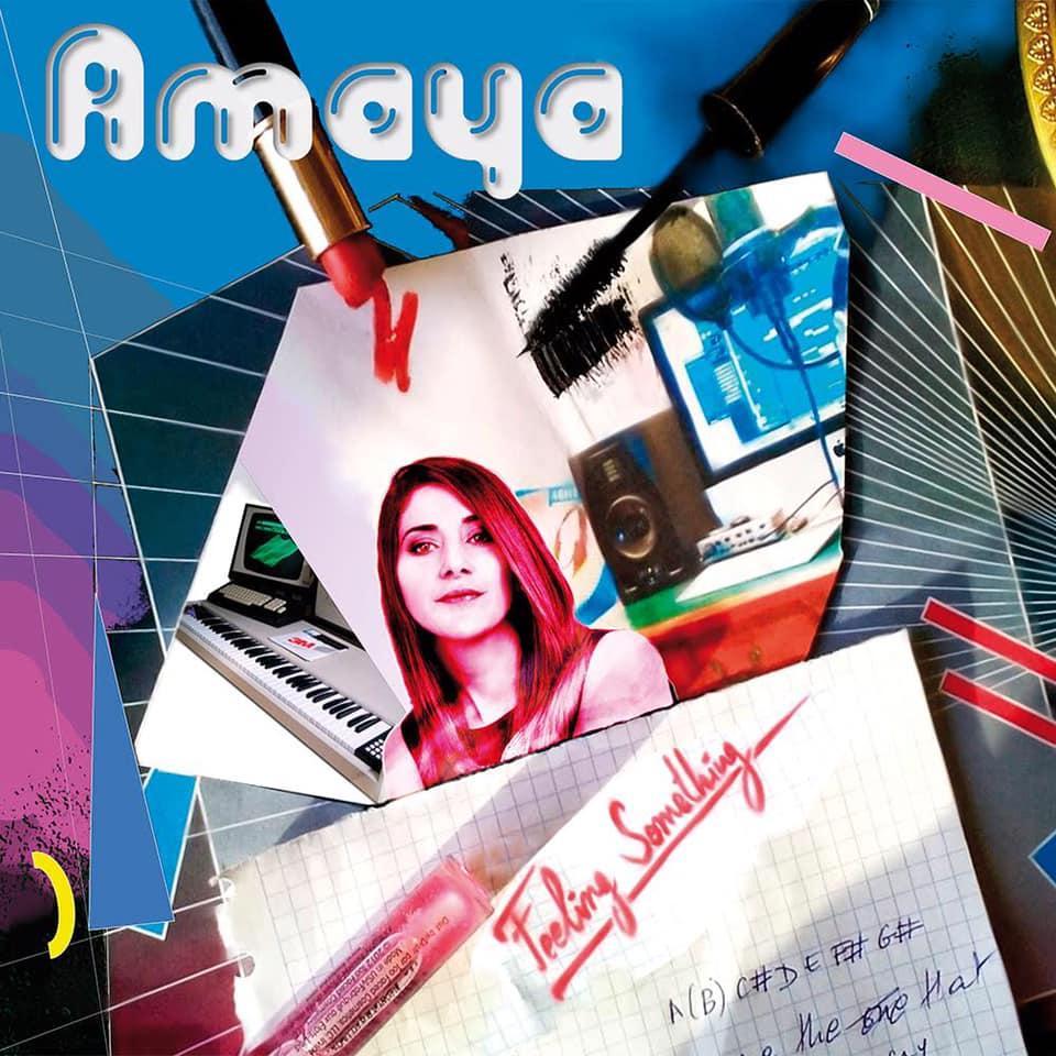 Amaya - Feeling Something (inkl. Victor Ark Remix)