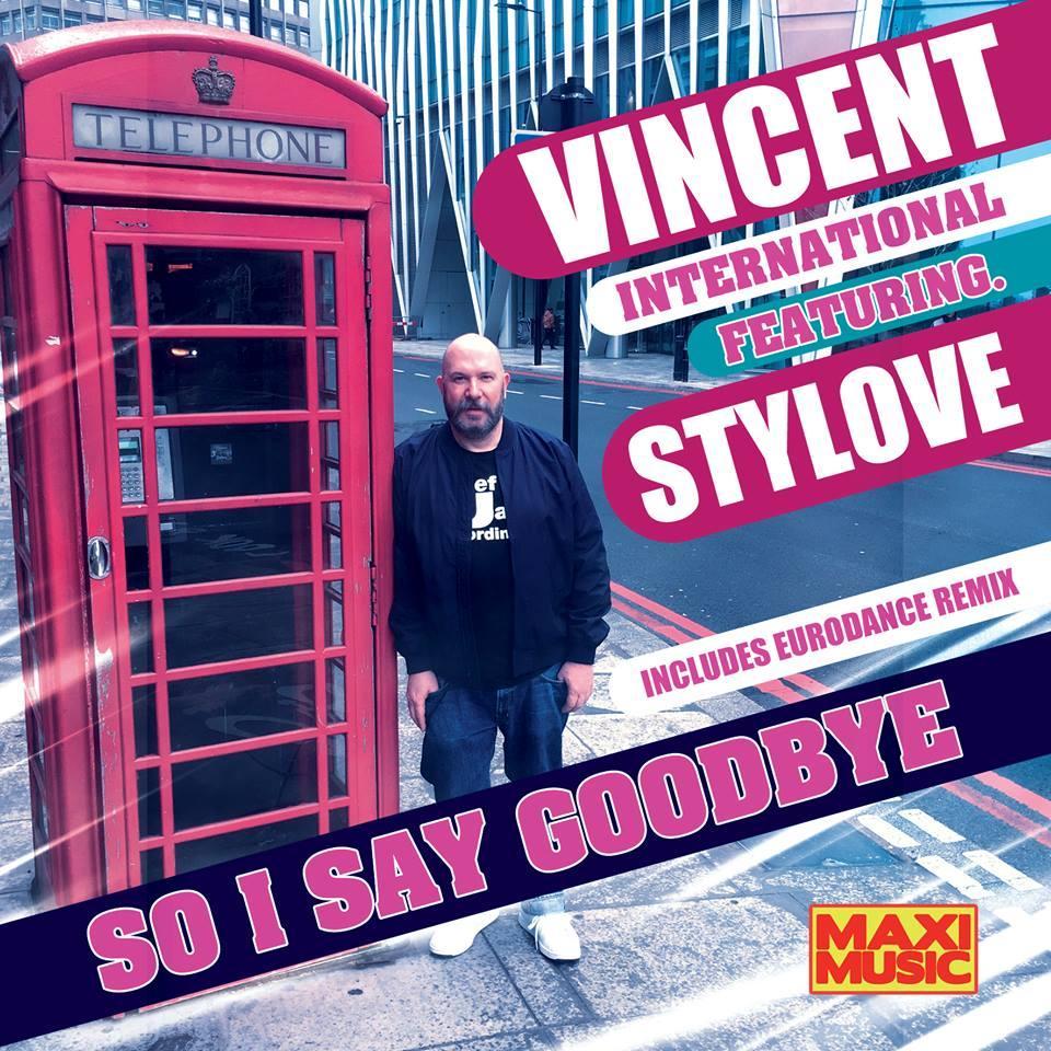 Vincent International - So I Say Goodbye (Tipp)