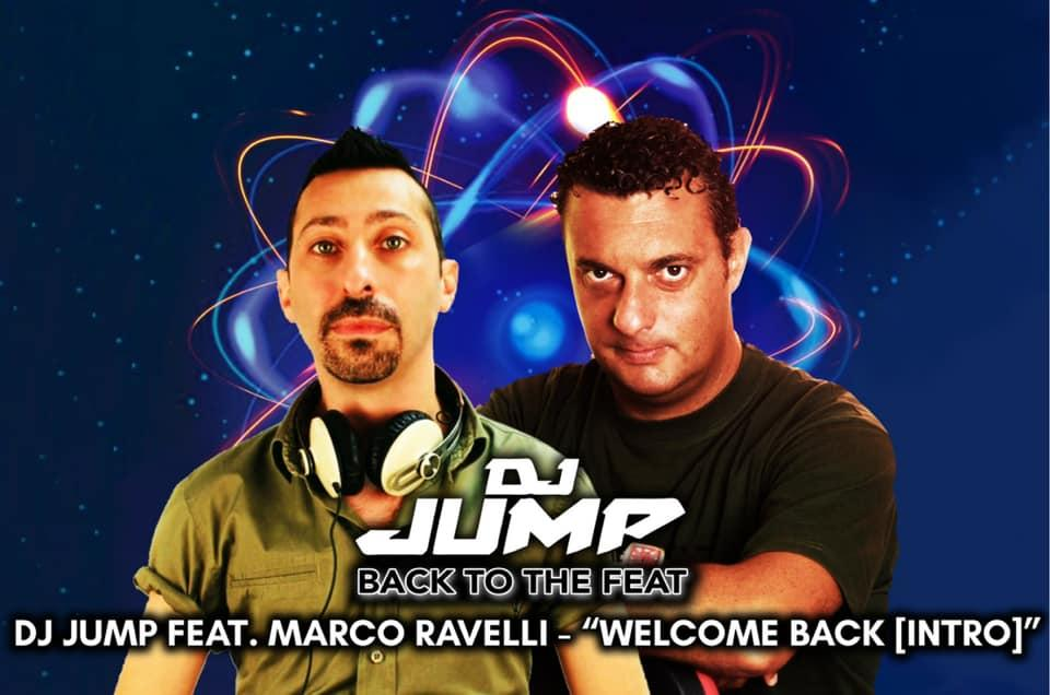 DJ Jump feat. Marco Ravelli - Welcome Back