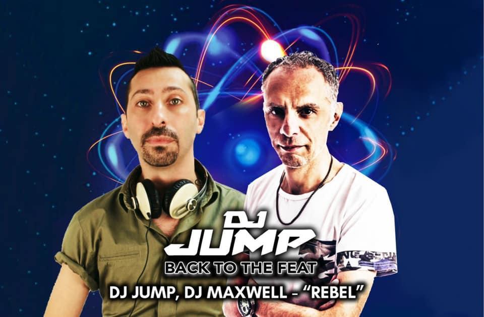 DJ Jump & DJ Maxwell - Rebel