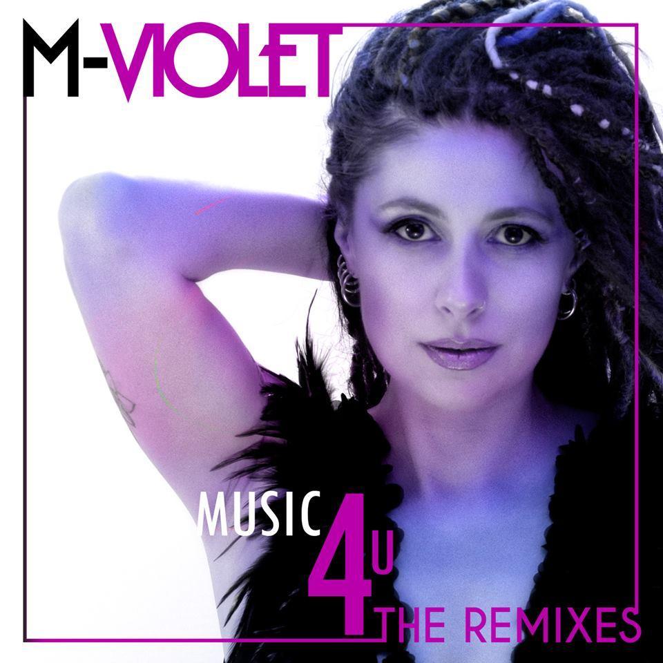 M-Violet - Music 4 U