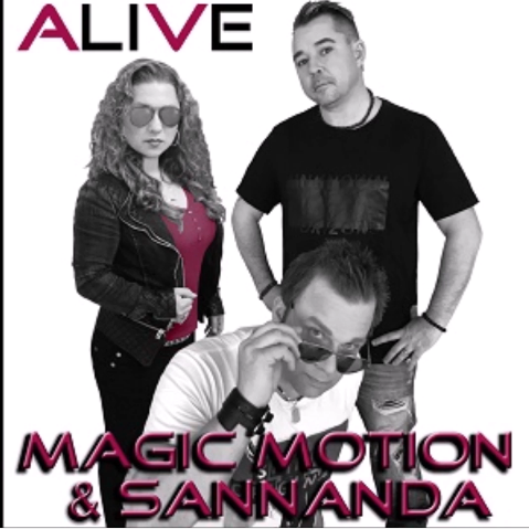 Magic Motion & Sannanda - Alive