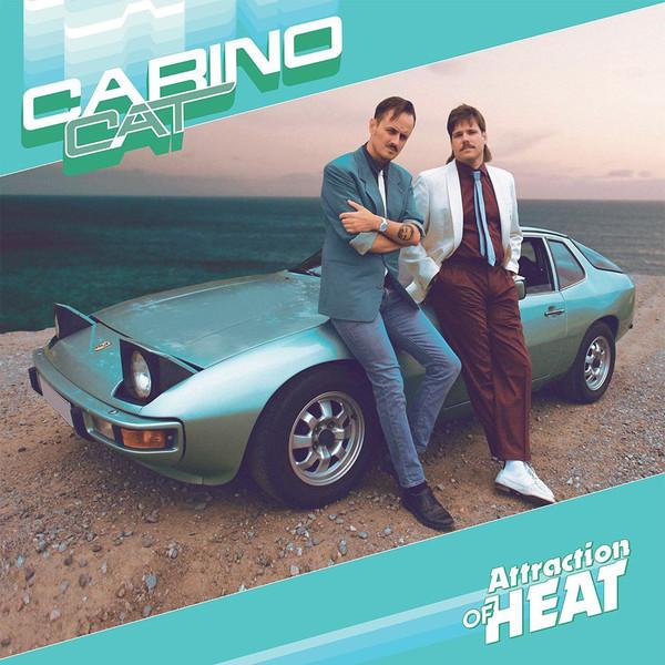 Carino Cat - Attraction Of Heat (Album CD & Vinyl)