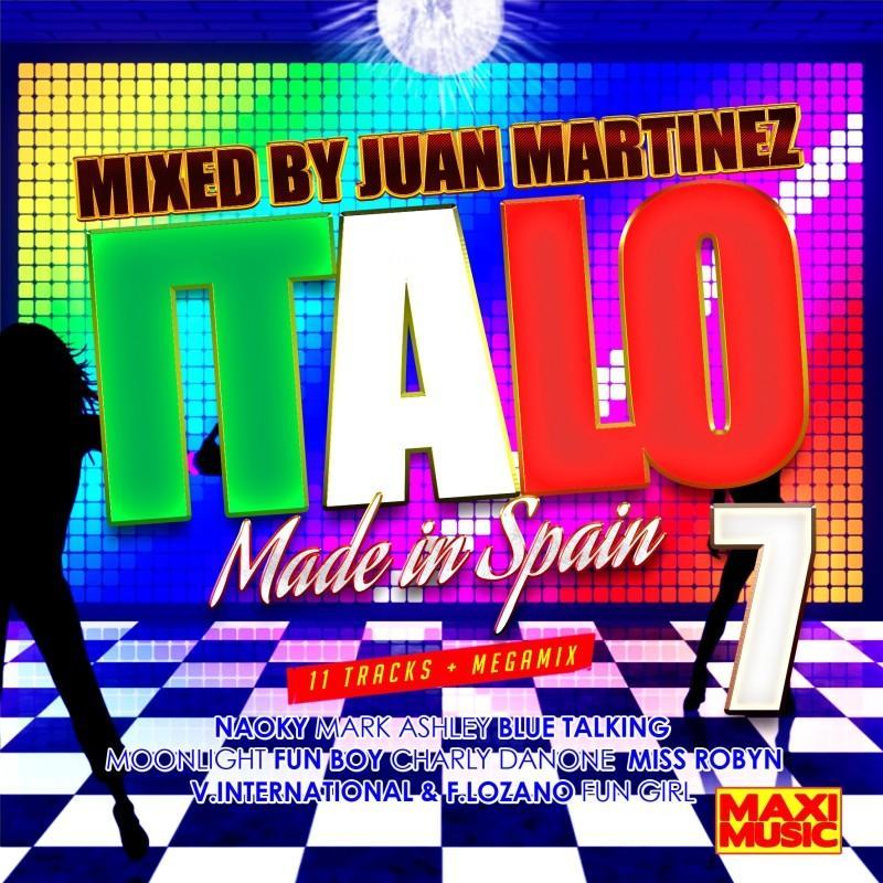 Italo Made in Spain Vol  7