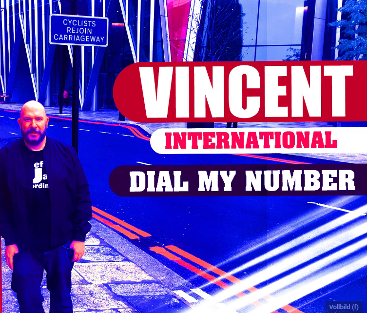 Vincent International - Dial My Number