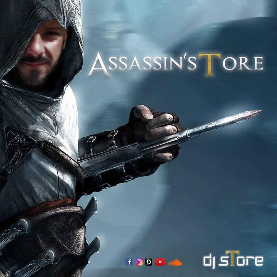 Dj sTore  - Assassin'sTore (Das neue Album)