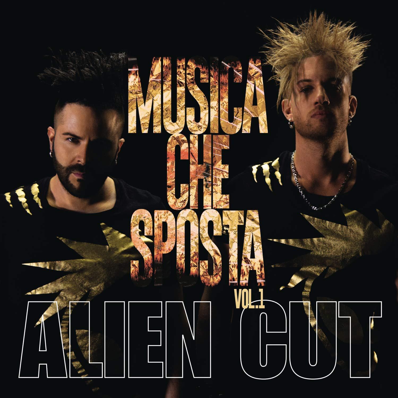 Alien Cut - Musica Che Sposta Vol.1 (CD Album)