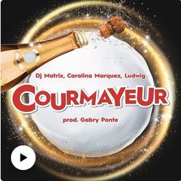 Dj Matrix, Carolina Marquez, Ludwig - Courmayeur (Prod. Gabry Ponte)