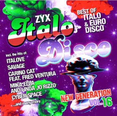 Italo-Disco New Generation Vol.16