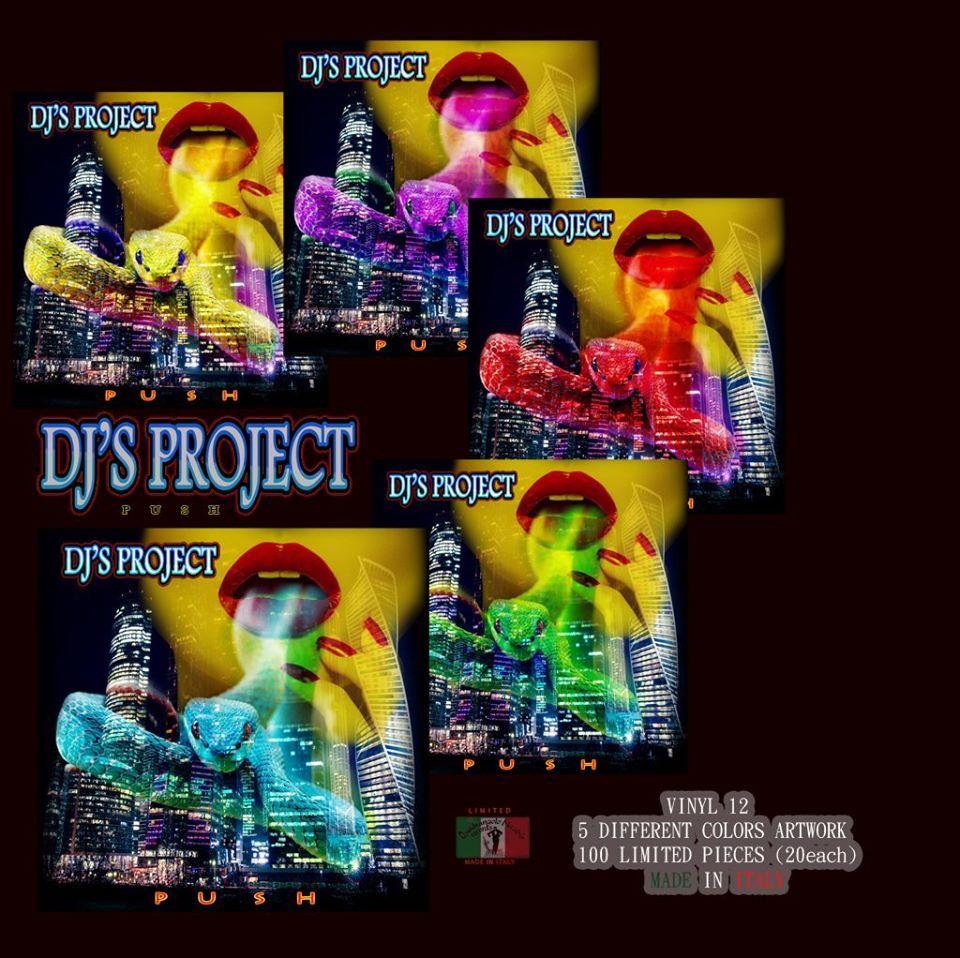 DJ´s Project - Push