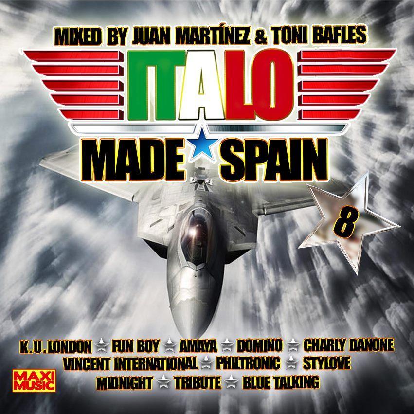 Italo Made in Spain Vol.8