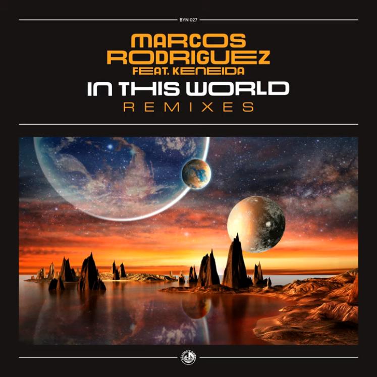Marcos Rodriguez feat. Keneida - In This World (Italoconnection Remix)