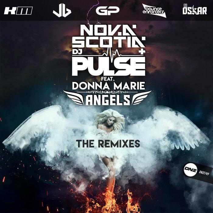 Nova Scotia + DJ Pulse feat. Donna Marie - Angels