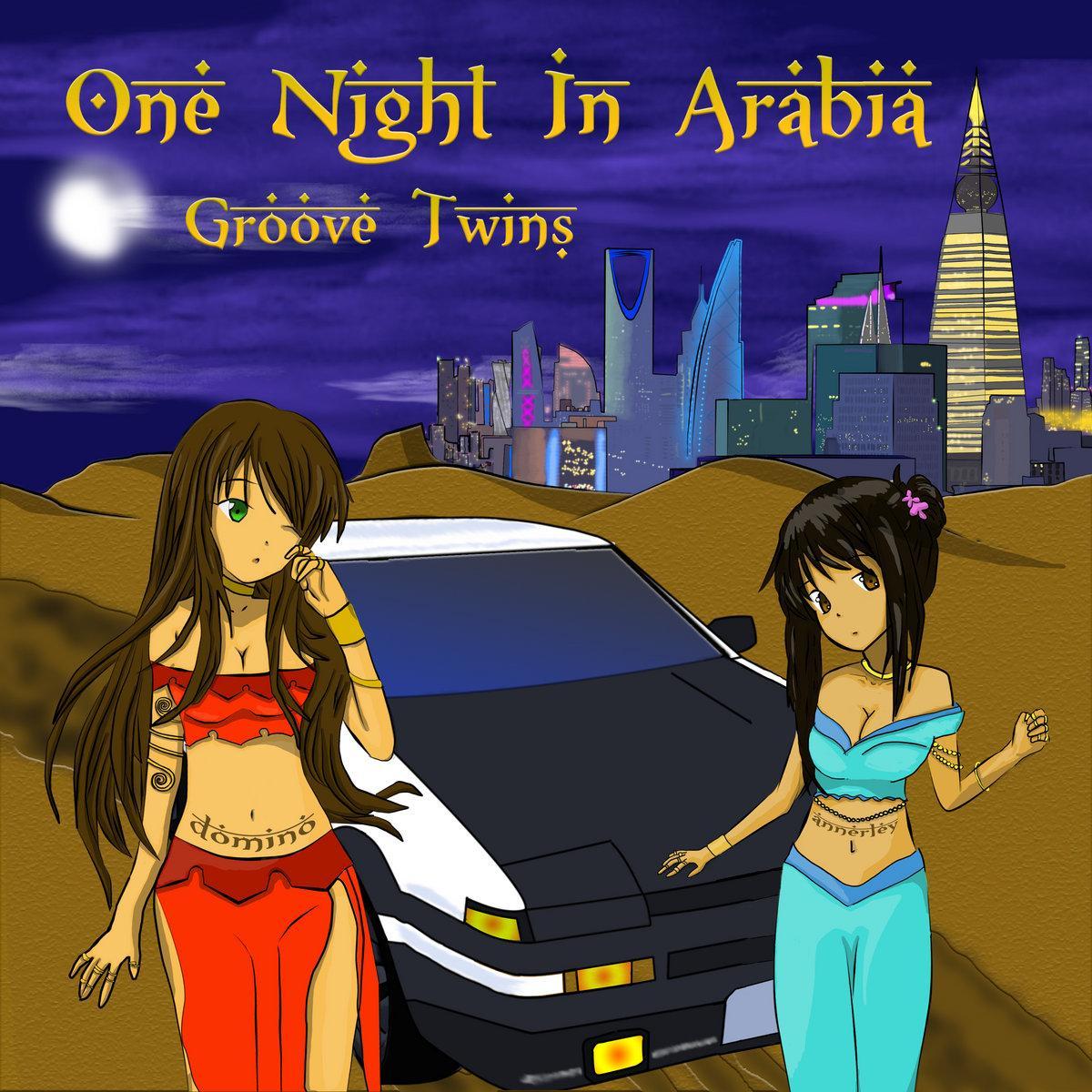 Groove Twins - One Night In Arabia (Ann Lee und Domino)