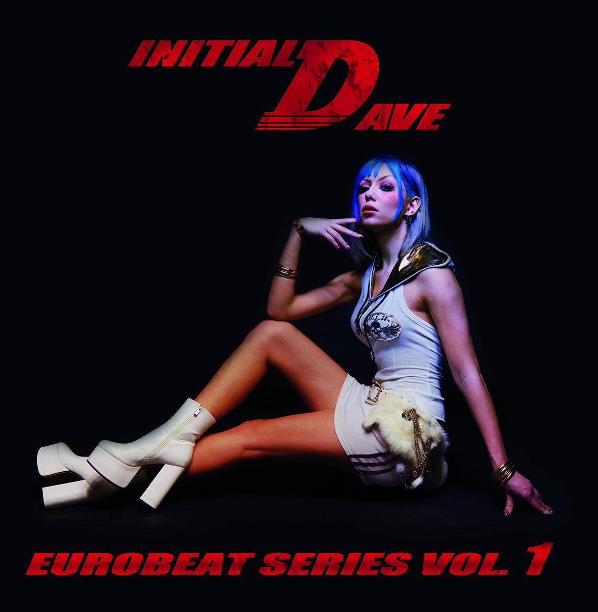 Initial Dave Eurobeat Series Vol. 1