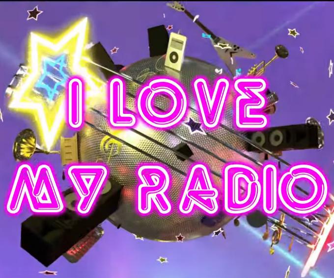 Ross Alexander - I Love My Radio (Taffy Cover) Italo Hit!