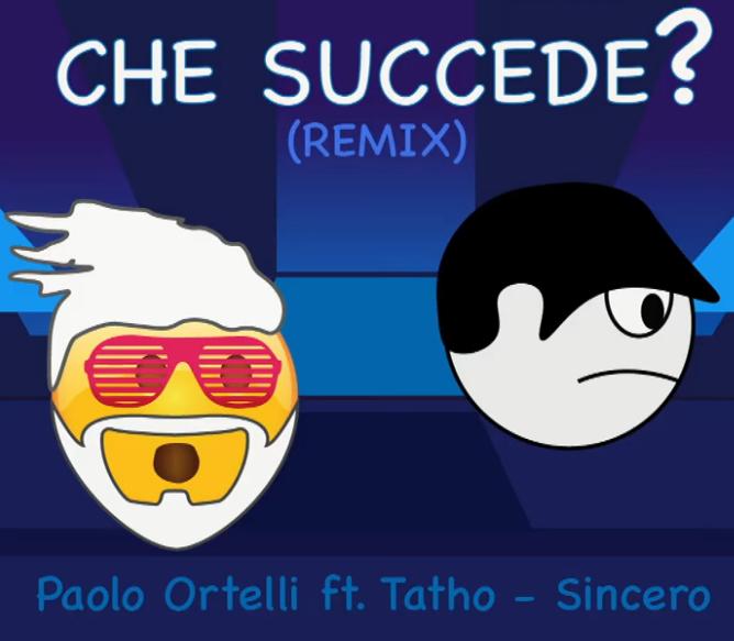 Paolo Ortelli feat. Tatho - Sincero
