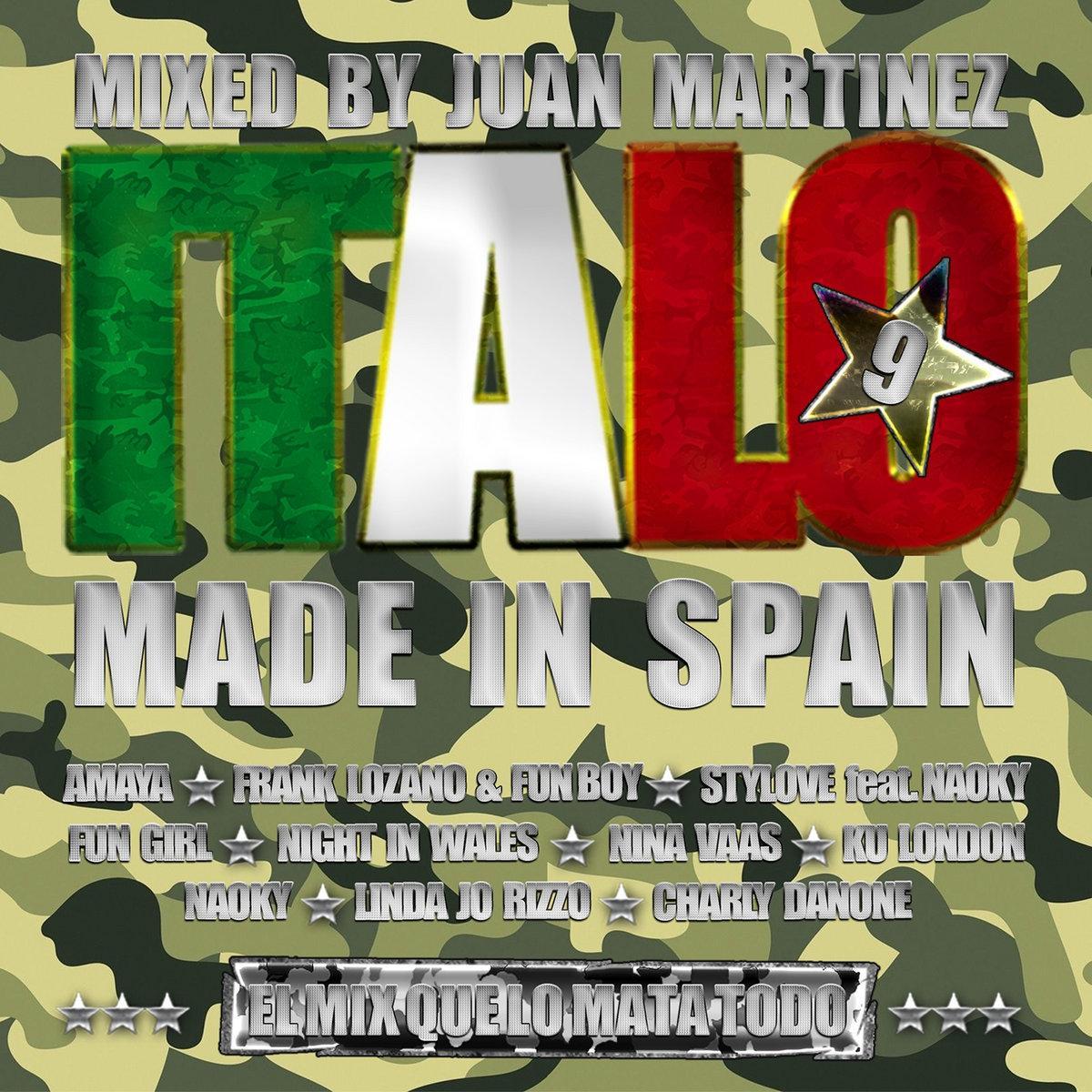 Italo Made in Spain Vol.9