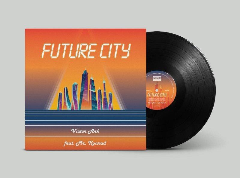 Victor Ark feat. Mr. Konrad - Future City (Album)