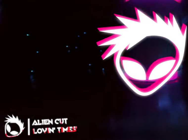 Alien Cut - Lovin´Times / Self Control