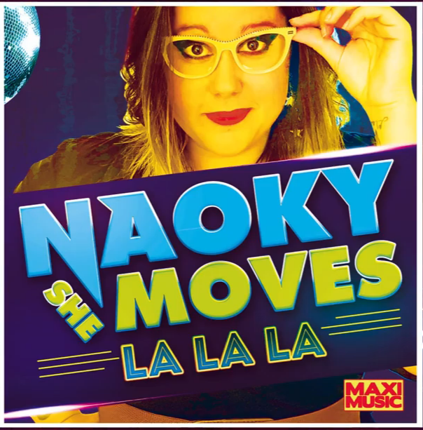 Naoky - She Moves (La La La)