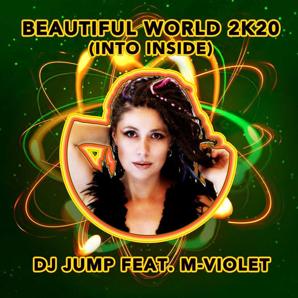 DJ Jump feat. M-Violet  - Beautiful World 2K20