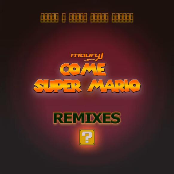 Maury J - Come Super Mario (inkl. Pilo Extended Version) - Italo Dance Tipp!
