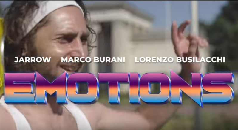 Jarrow, Marco Burani, Lorenzo Busilacchi - Emotions