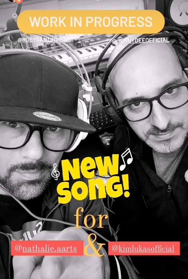 Nathalie Aarts & Kim Lukas - Neue Single