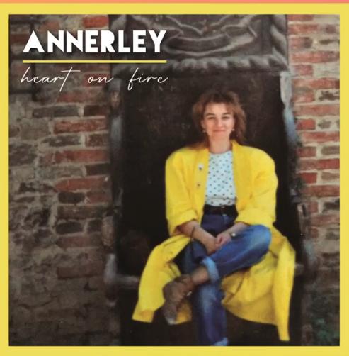 Annerley (Gordon) - Heart On Fire
