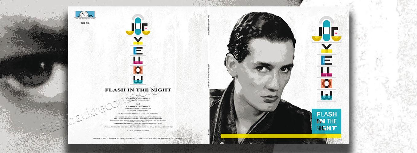 Joe Yellow - Flash In The Night - DAS COMEBACK!!!