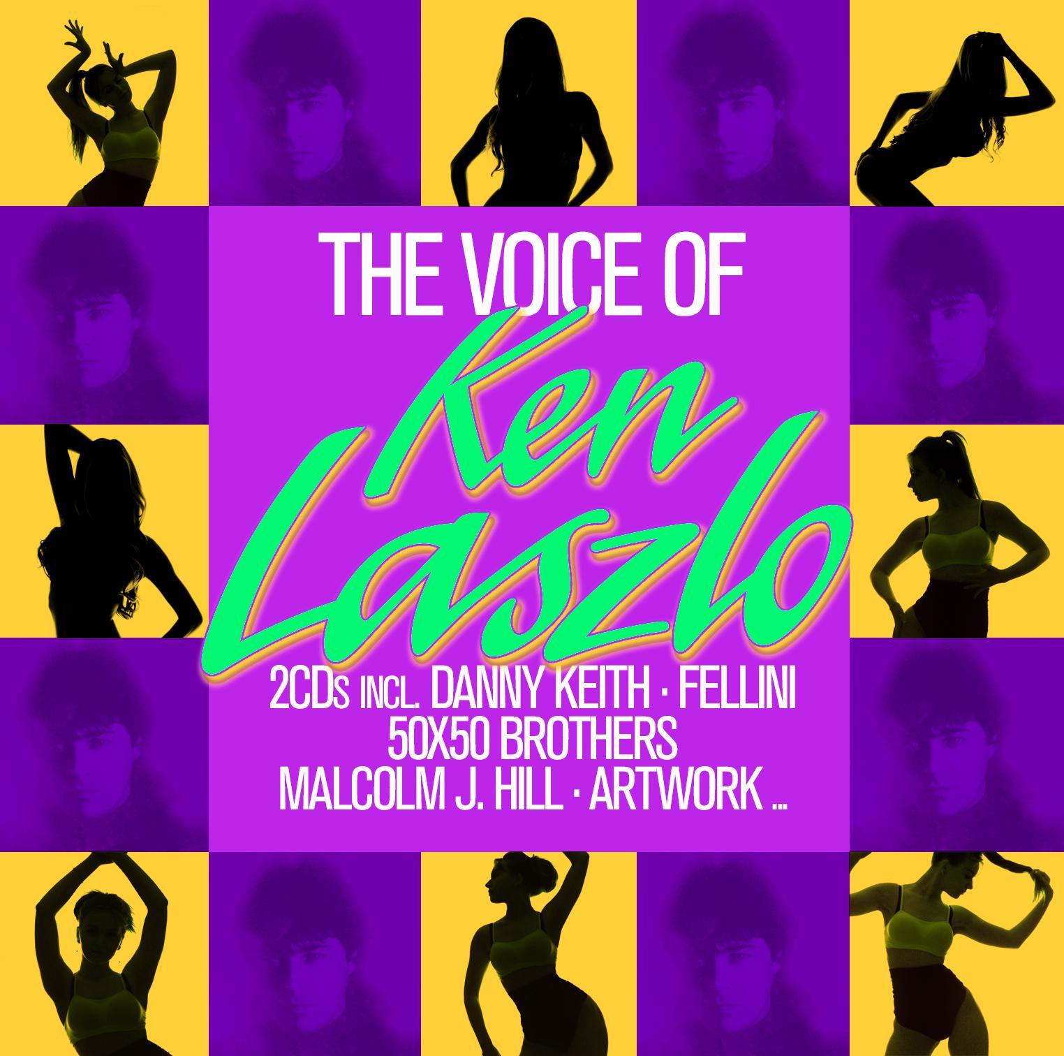 The Voice Of Ken Laszlo (2CD)